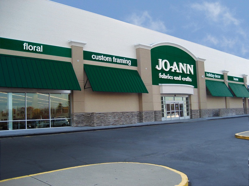 Jo ann stores takes business international now shipping for Craft stores in canada