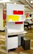BTD Wood Powder Coating Debuts Display at NeoCon 2012