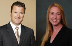 Attorneys Robert Allard & Alyson Gleason