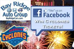 Bay Ridge Honda Cyclones Give Away