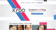 Content Curation Software Company, XYDO, Launches New Website