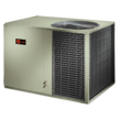 Trane Over And Under Package Heat Pump In Arizona Provided By American Cooling And Heating