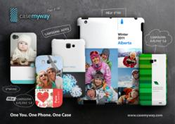 Customizable Smartphone Cases - CaseMyWay