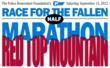 Race for the Fallen Half Marathon Logo