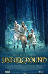 Underground Film Poster