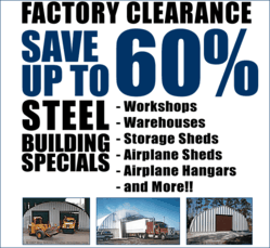 STEEL BUILDING SPECIALS