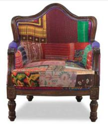 Home Trends & Design SoCo Regency Chair