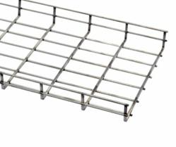 OnTrac Shaped Wire Mesh Tray