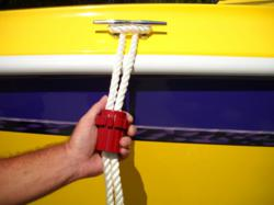 Tie a Cleat Hitch Knot - Use the Super Rope Cinch