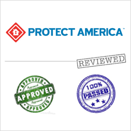 Protect America Earns Second Place For 2013 Home Security