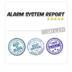 Alarm System Report Main
