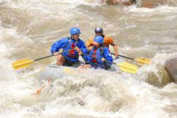 River Rafting The Arkansas River