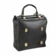Pineider's leather luggage