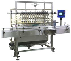 Large Frame Automatic Overflow Filling Machine
