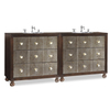 Cole And Co Celebrity Double Sink Chest 11.24.275572.13 - Two Modules