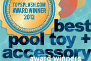 pool accessories and water toy awards