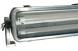 Explosion Proof LED 4 foot 2 lamp fixture for Oil Drilling Rigs and marine environments