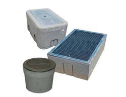 Jensen Precast Handhole & Meter Boxes