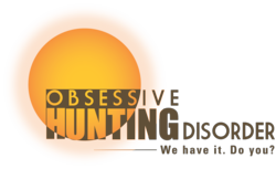 Obsesive Hunting Disorder Logo