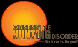 Obsesive Hunting Disorder Logo