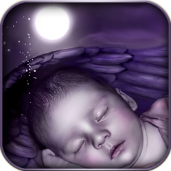 Lullaby alarm clock that helps babies sleep and wakes them gently.