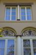 Fine architectural detail is a speciality of McDonough Painting