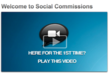 Social Commissions Video by Adrian Morrison