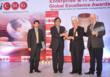 Mr Ashok Kheny awarding iCMG Hall of Fame for John Zachman