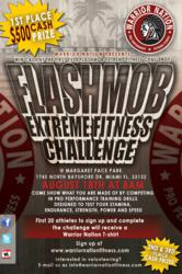 Flash Mob Extreme Fitness Challenge