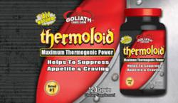Thermoloid is an adjunct to exercise and proper nutrition.