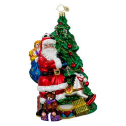 2012 Radko Designers Choice Ornament The Perfect Scene 1016170