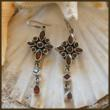 http://www.kvspasal.com/collections/sterling-silver/earrings/garnet-chandelier-style