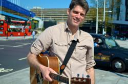 Singer Songwriter Stefan Drechsel