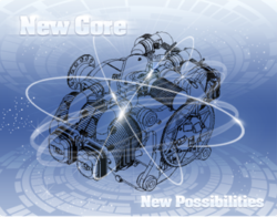 ZWCAD+. New Core. New Possibilities