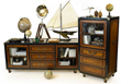 WorldToHome.com Expands Selection of Antique Products, Globes,...