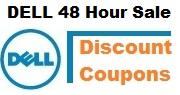 Dell 48 Hour Sale for Laptops and Desktops.