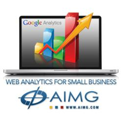 Small Business Website Analytics - AIMG.com 1-704-321-1234