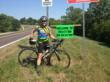 Phil Cooper, Local Business Owner Biking US For MS