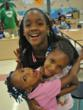 Kids at Metropolitan Ministries' summer camp program.  Children are the fastest growing segment of the homeless population.