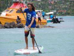 Molokai2Oahu Paddleboard Rob Machado