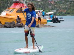 Molokai2Oahu Paddleboard Rob Machado