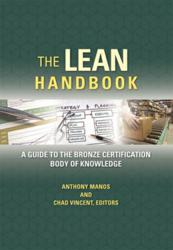 ASQ releases 'The Lean Handbook'