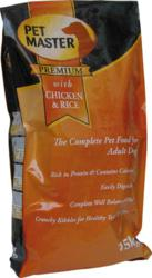 Pet Master Premium Chicken Complete Dry Dog Food