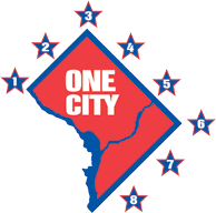 DC One City Logo
