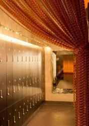 Locker Room Design Cuoco Black