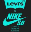Nike SB X Levi's at Hot Rod