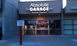Visit Absolute Garage in Omaha for home organization products.