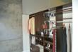 The Absolute Garage and Closets showroom allows customers to visualize the organized spaces they can have.