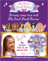 gI 80102 Tooth Fairy Dream Tree The Tooth Fairy and a Dream Tree Help Girls Achieve Their Goals