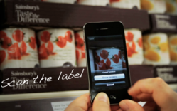 Cucumber Apps scans food labels
